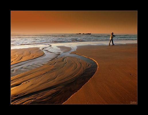 Lumière à marée basse
