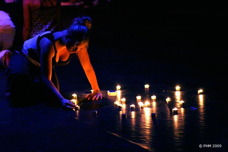 Lumière du cirque