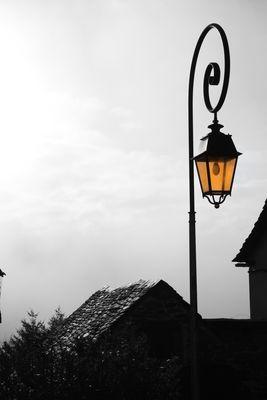 Lumière embrumée