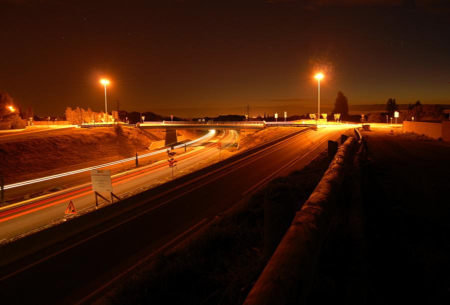 lumière routière