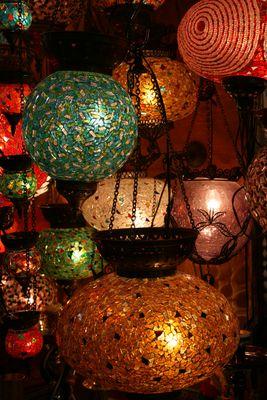 Lumières d'istanbul