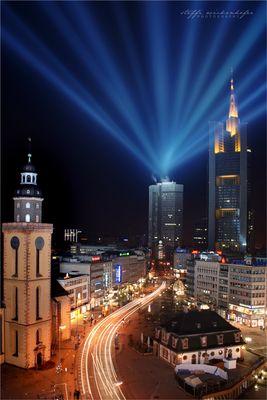 Luminale 2008 - Hauptwache - kleiner Nachtrag I