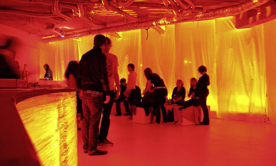 Luminale 2008 - Light Lounge