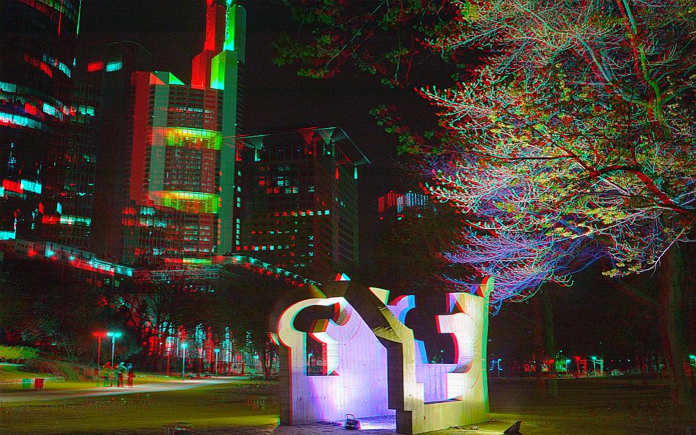 Luminale 2010 #3 (Ein S3D Bild)