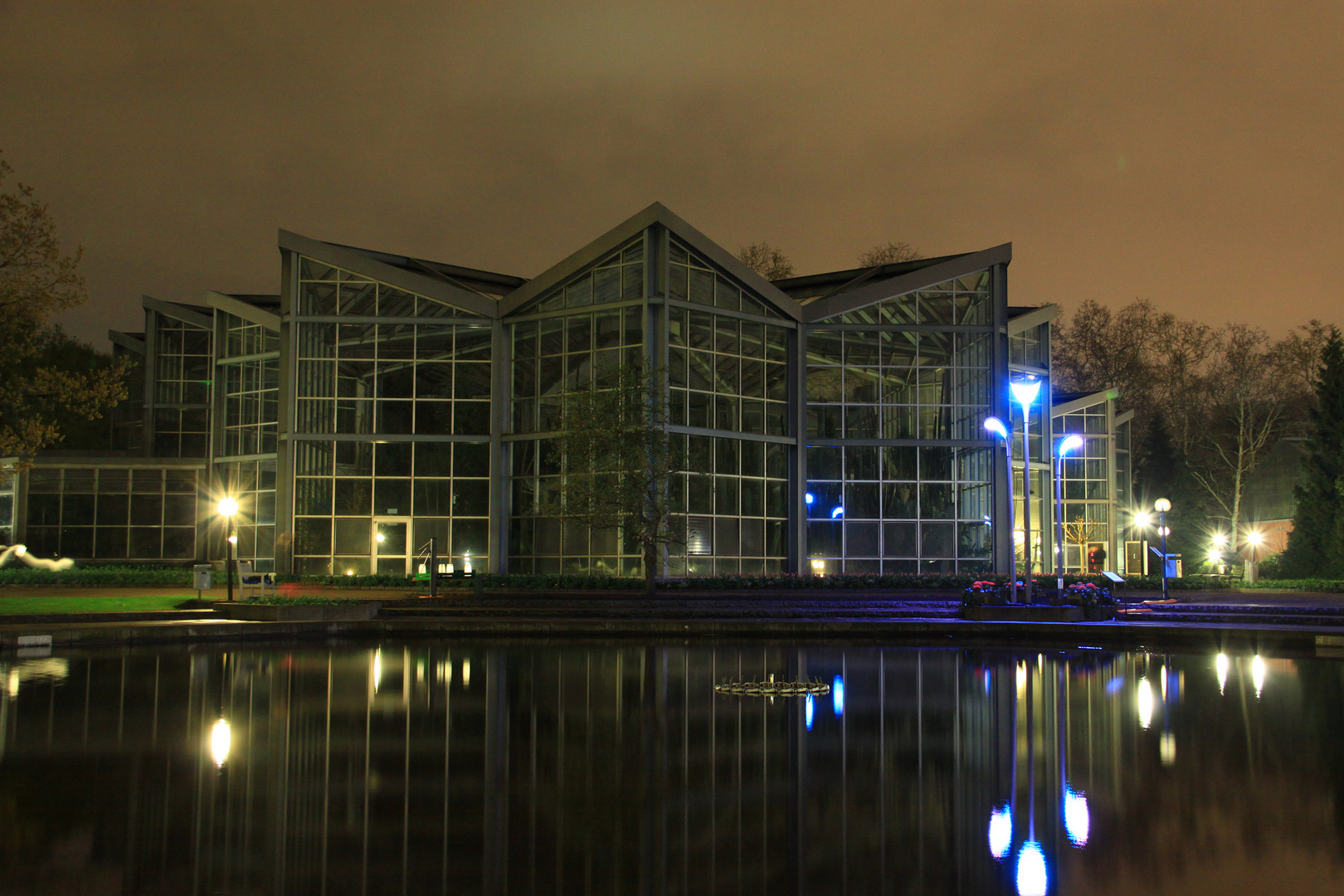 Luminale 2010 Frankfurt Palmengarten II