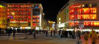 Luminale 2010 in Frankfurt am Main ... (Hauptwache) von Joachim Gabbert