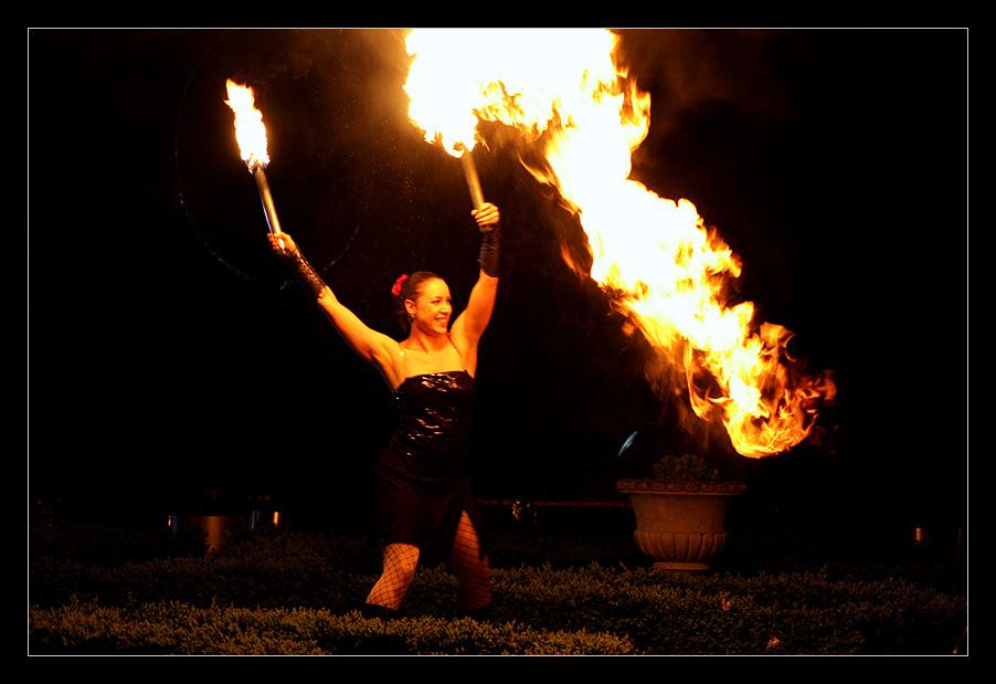 Luminale 2012 Feuershow