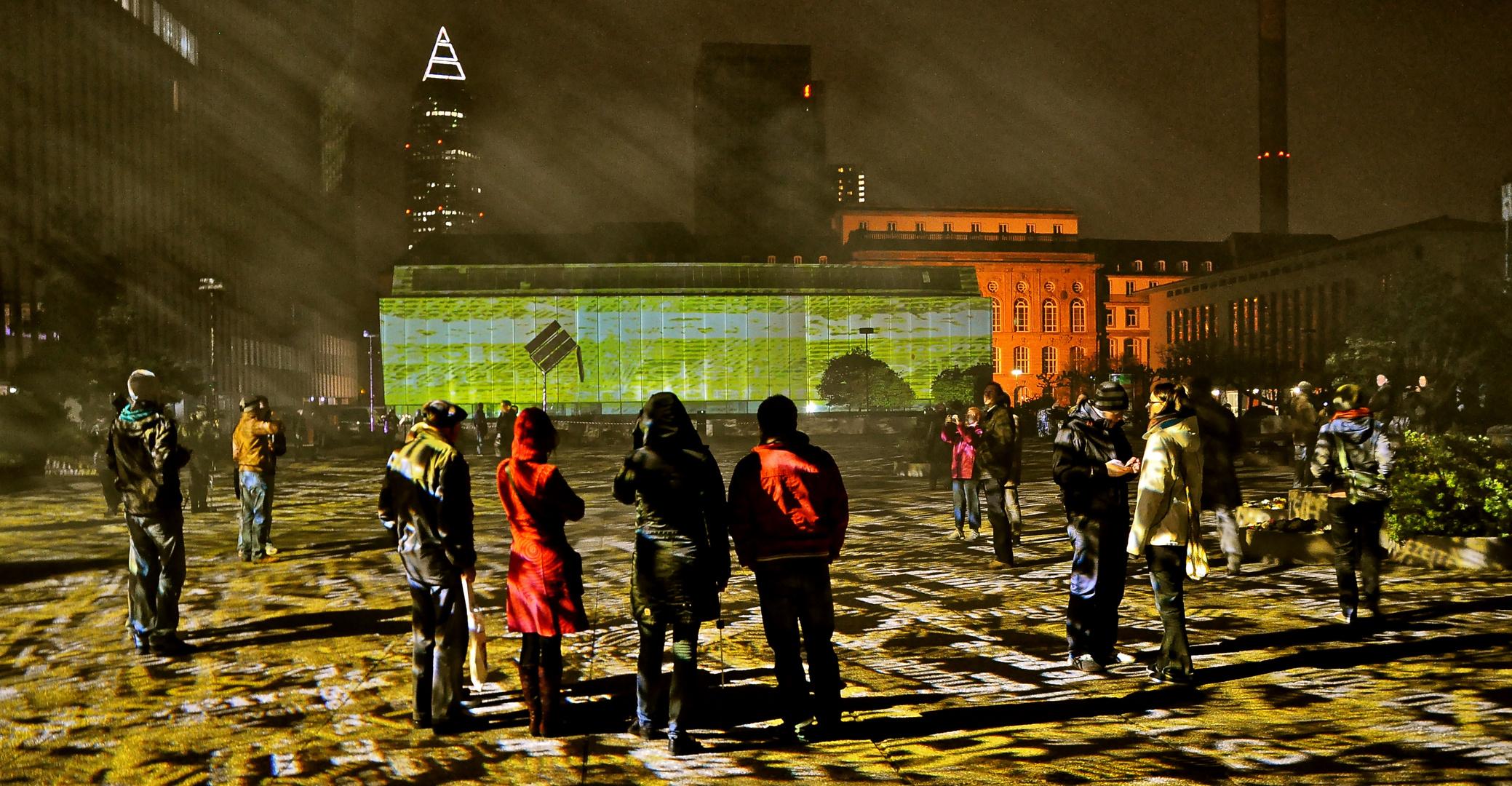 Luminale 2012 Frankfurt Unigelände