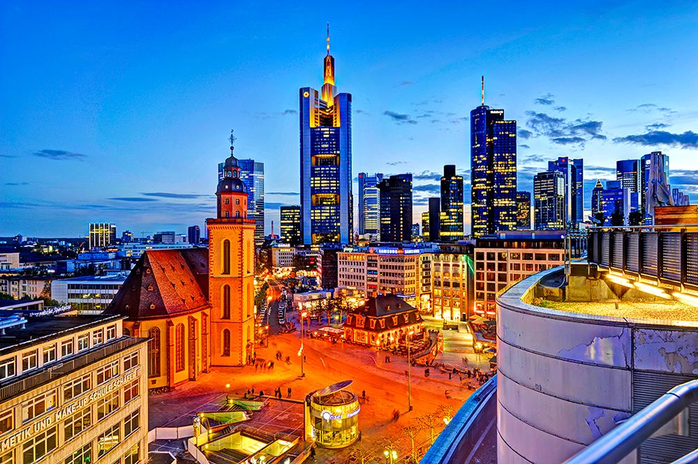 Luminale 2012 - Hauptwache