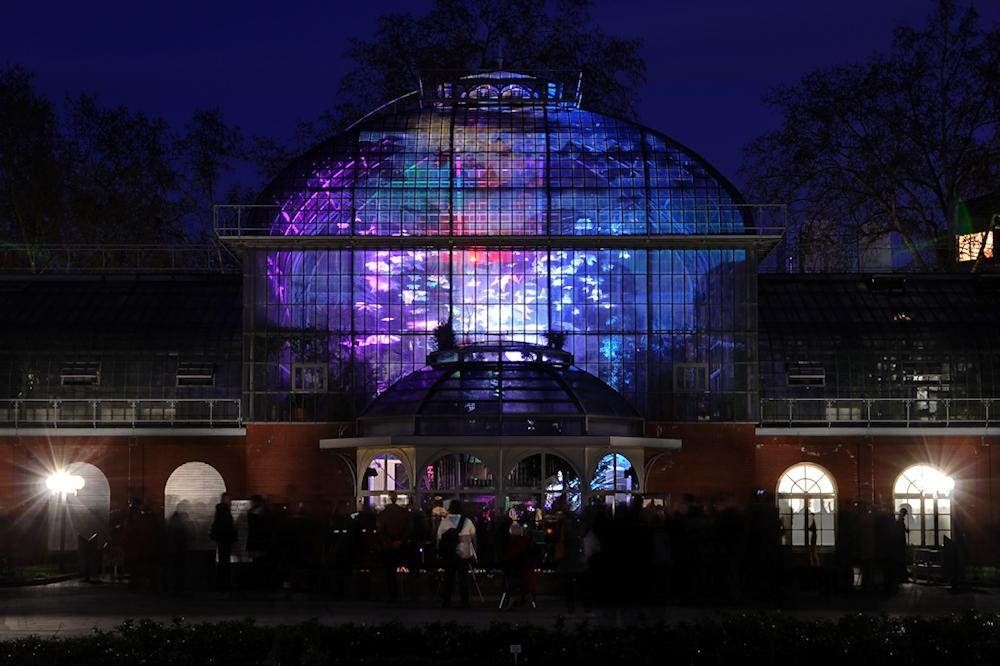 Luminale 2012 - Palmengarten 2