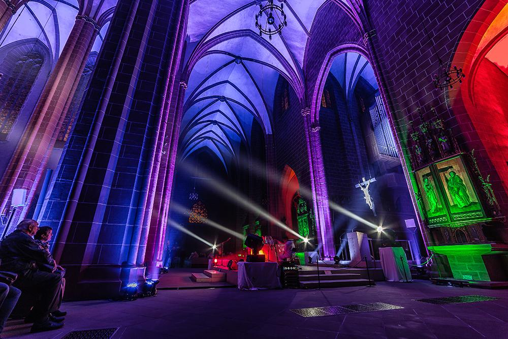 Luminale 2014 - Im Dom (1)