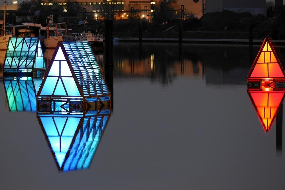 Luminale 2014 im Offenbacher Hafen - 1