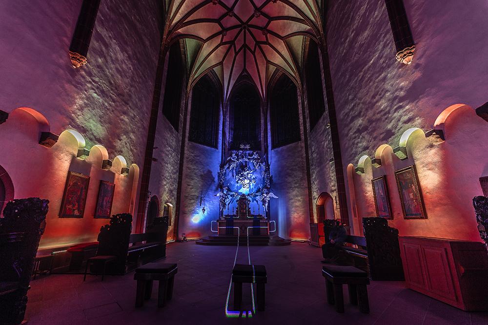 Luminale 2014 - Liebfrauenkirche