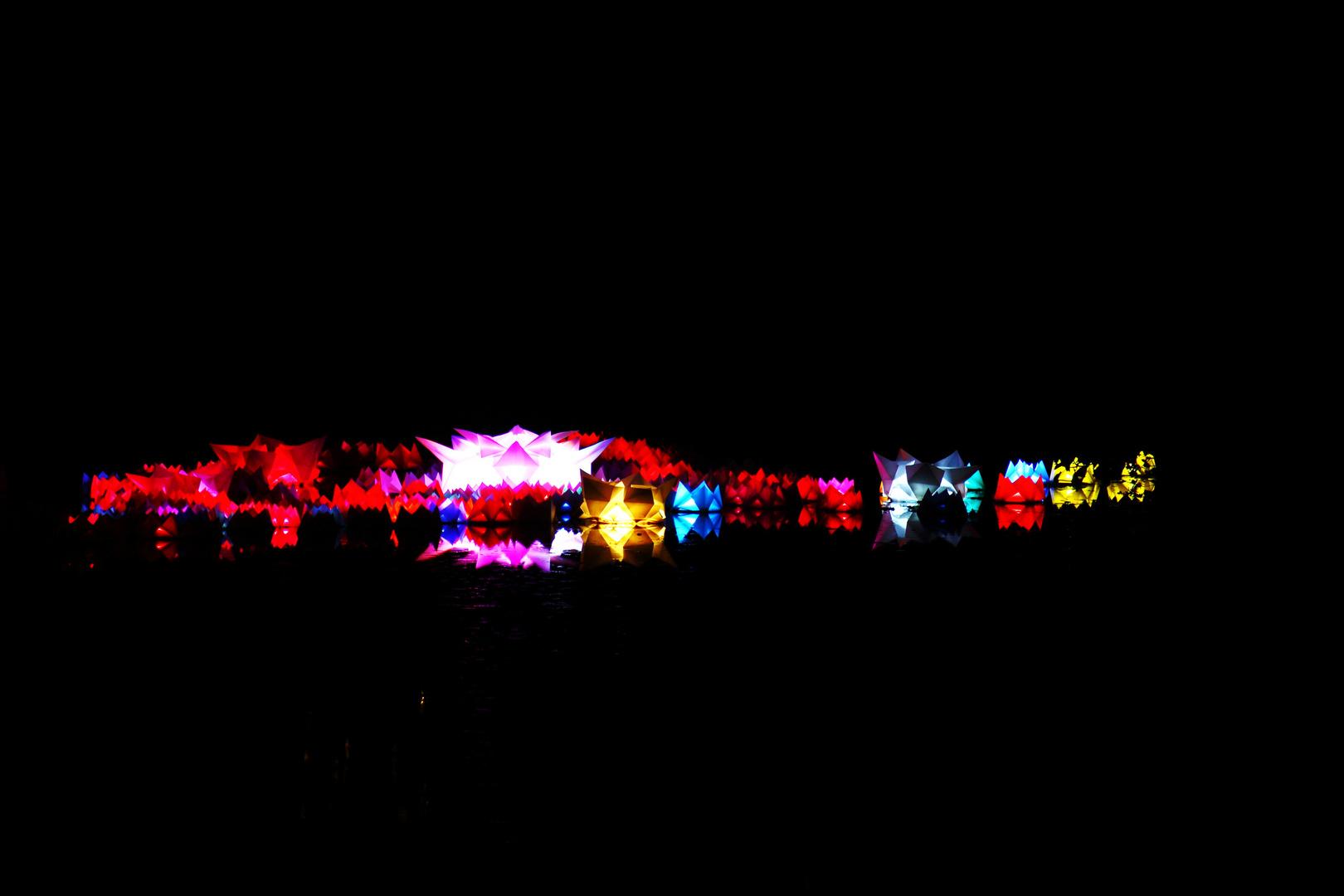 Luminale 2014 Palmengarten Kleiner Weiher 3