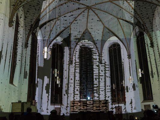 Luminale 2016 - St. Katharinenkirche III