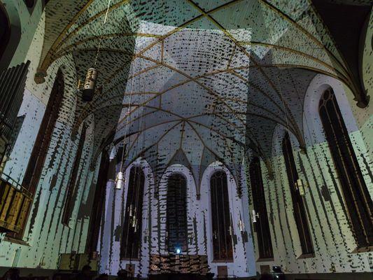 Luminale 2016 - St. Katharinenkirche IV