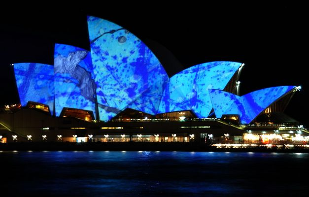 Luminous Vivid Sydney II