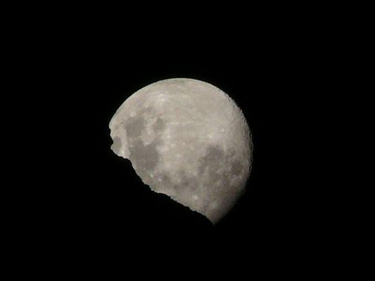 Luna en Valle de la Luna