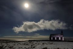 luna islandese