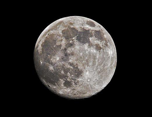 - luna llena -