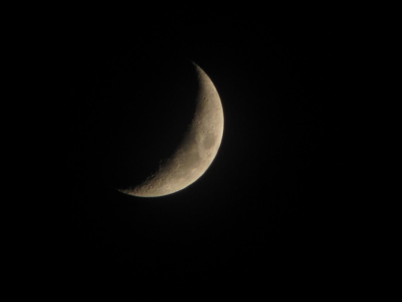 Luna, lunita, lunera...