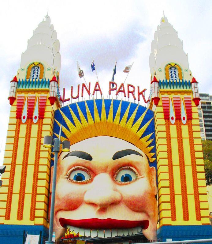 Luna Park Sydney Australia