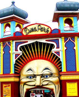 Luna Park Victoria Australia