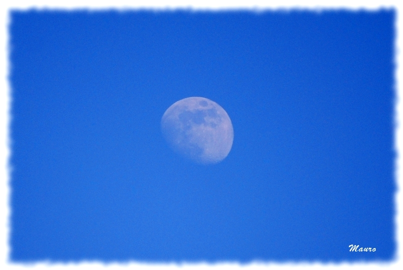 Luna pomeridiana
