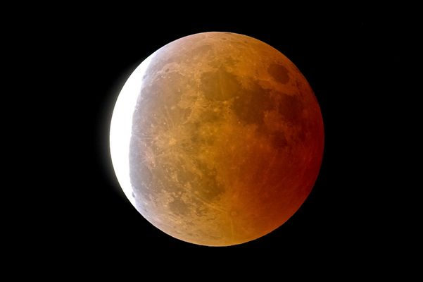 Lunar Eclips - Mondfinsternis