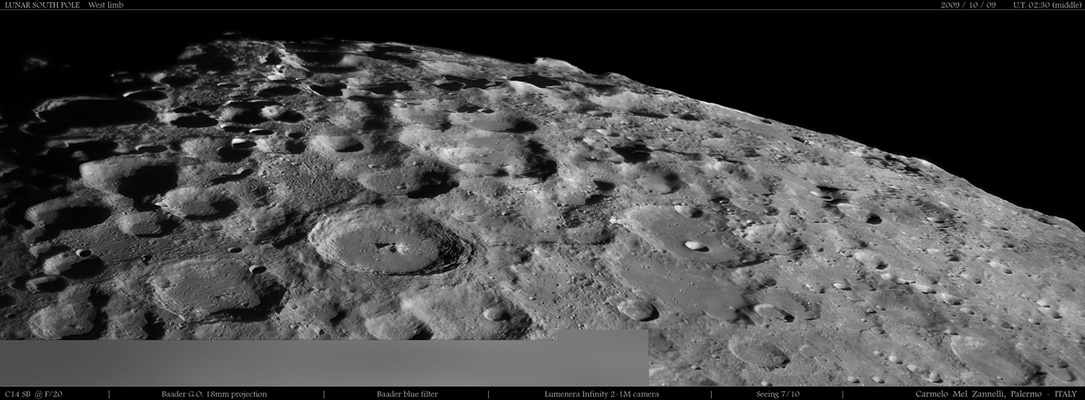 Lunar Water