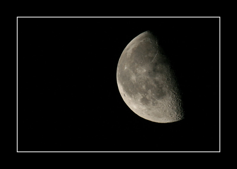 Lune bienveillante