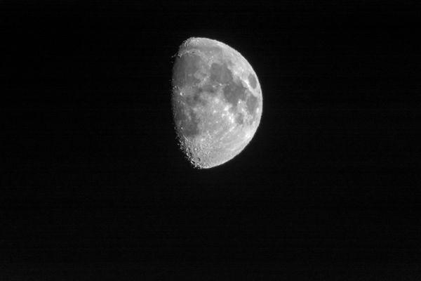 Lune de Mercredi 17h36
