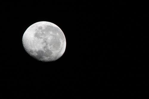 Lune Hivernale