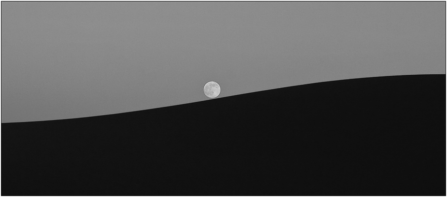 Lune qui roule
