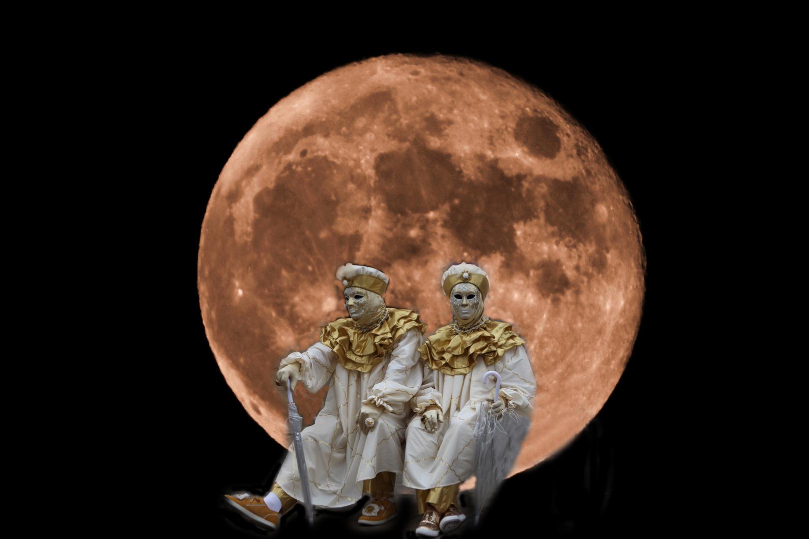 Lune Venicienne !