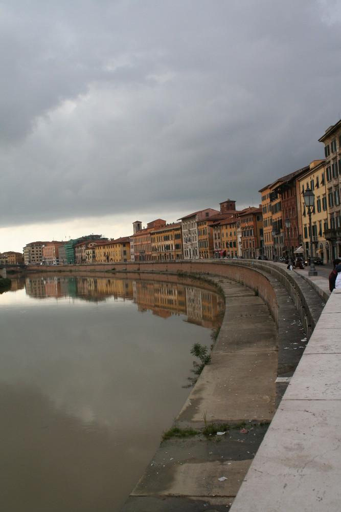 lung'Arno Pisa
