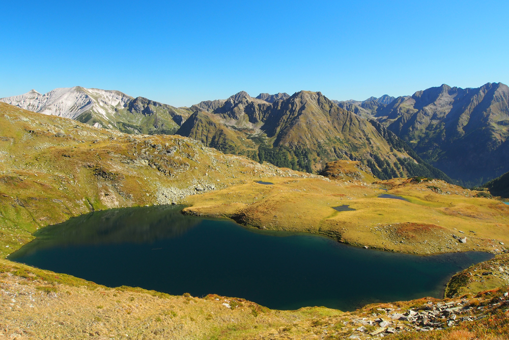 Lungauer Bergseen