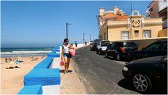 Lungomare di «Praia das Maças».