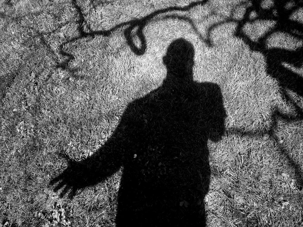 l'uomo ombra