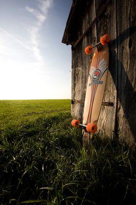 Lush Longboard
