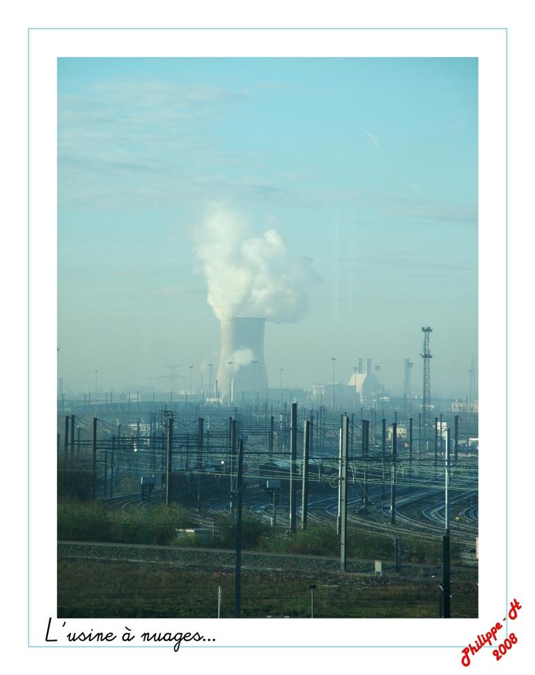 l'usine à nuages