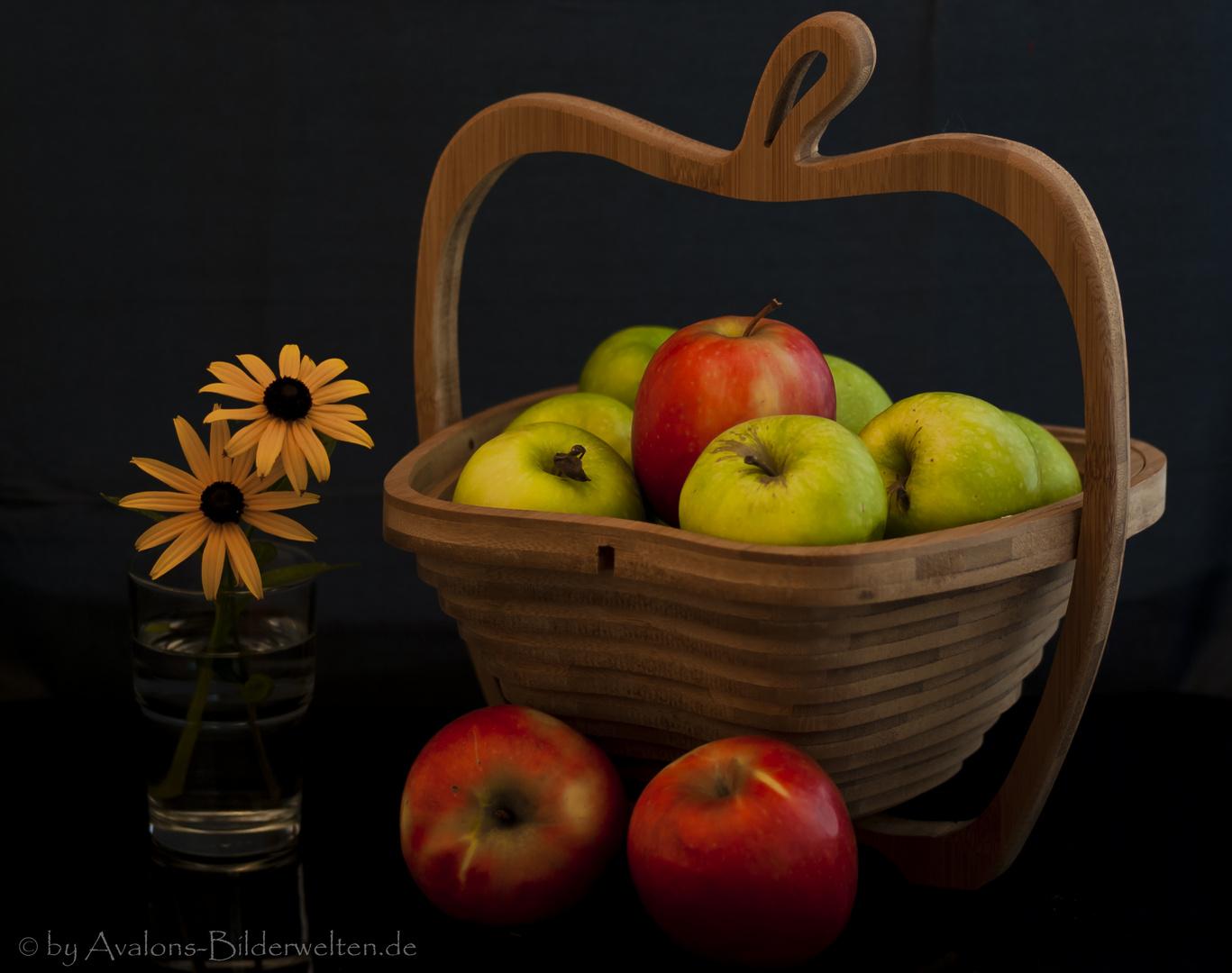 Lust auf Äpfel?
