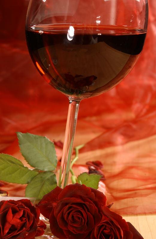 Lust auf ein schönes Glas mit rotem Wein?