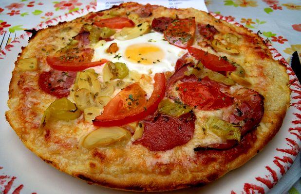 Lust auf Pizza ?