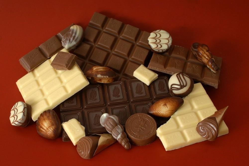 Lust auf Schokolade???
