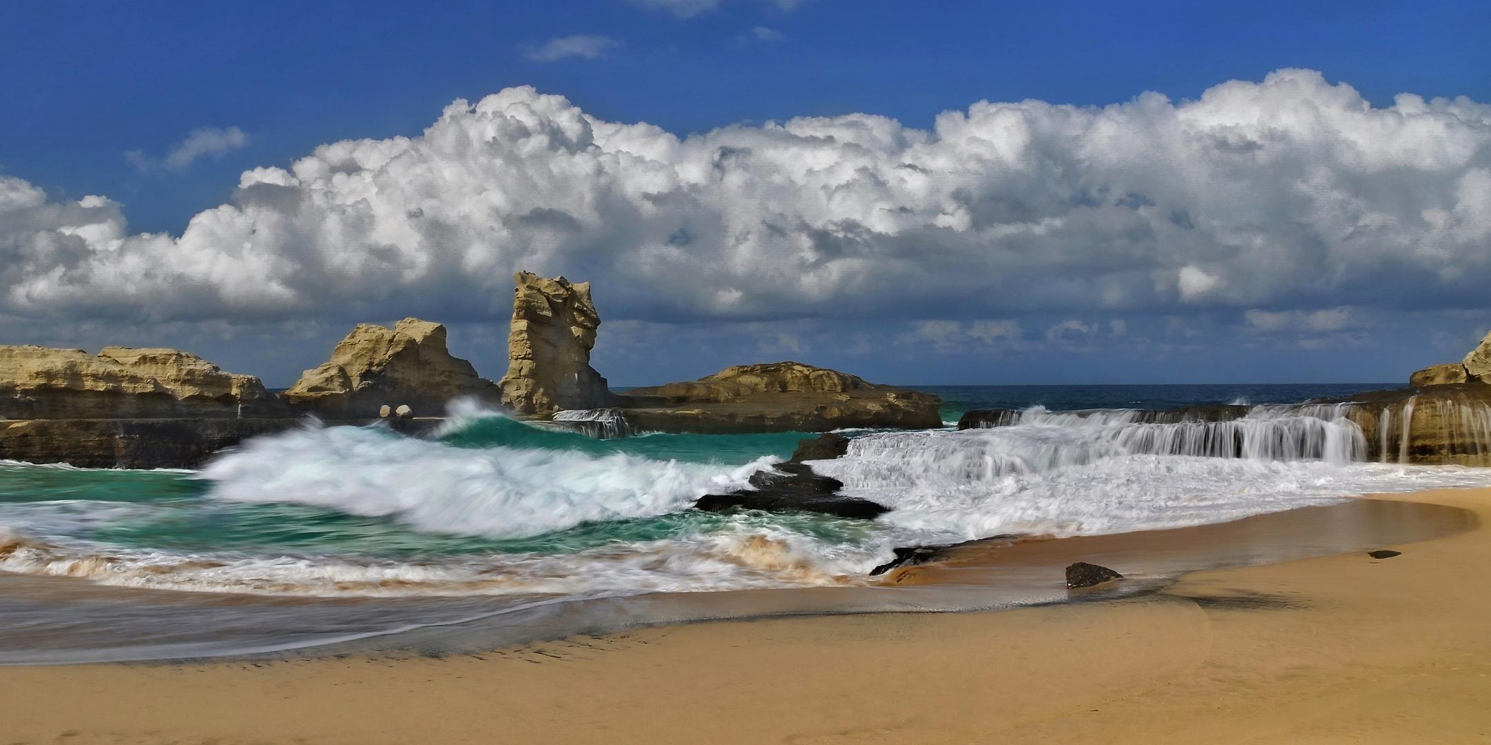 Lust aufs Meer- Klayar Beach
