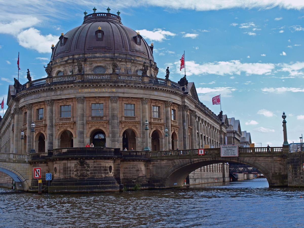 Lust bis zum Museum zu schwimmen?