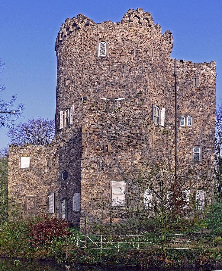 Lust Ruin e - Wilhelmsbad