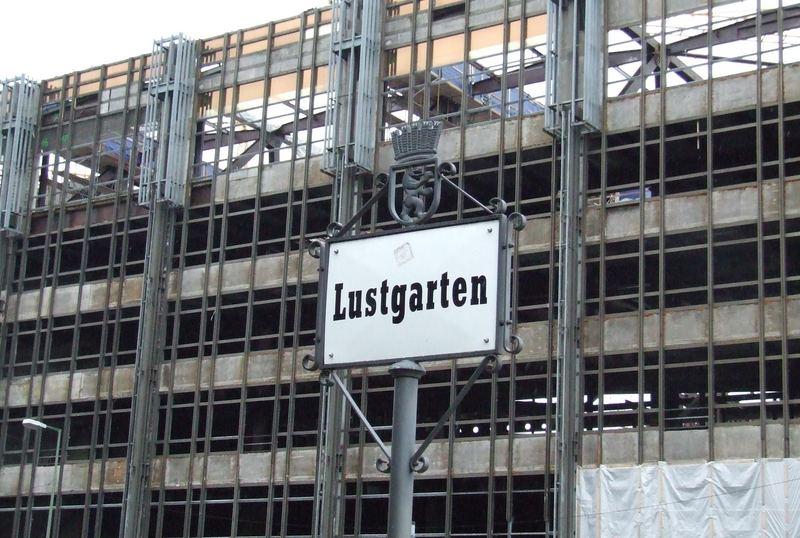 Lustgarten ?