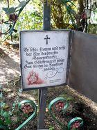 """Lustiger Friedhof"" in Tirol"